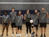 Minerva's Gold - Fall Indoor Volleyball Silver