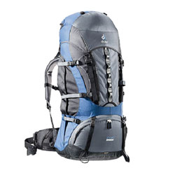 Internal Frame Backpack-Deuter Aircontact 60 & 75 Liter