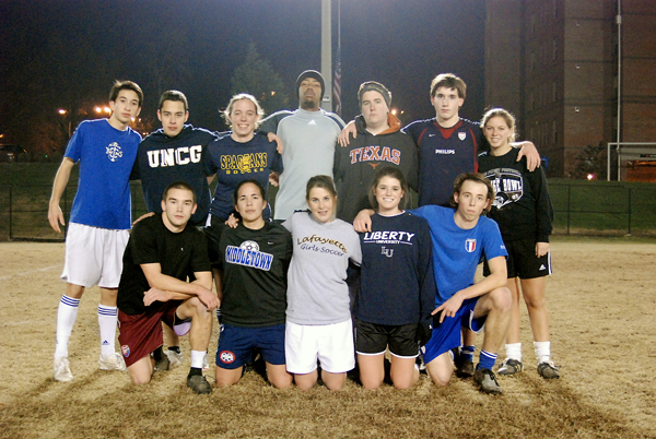 2009-2010 Intramural Champions