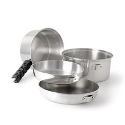 4 Piece Nesting Cooking Kits-GSI Outdoors