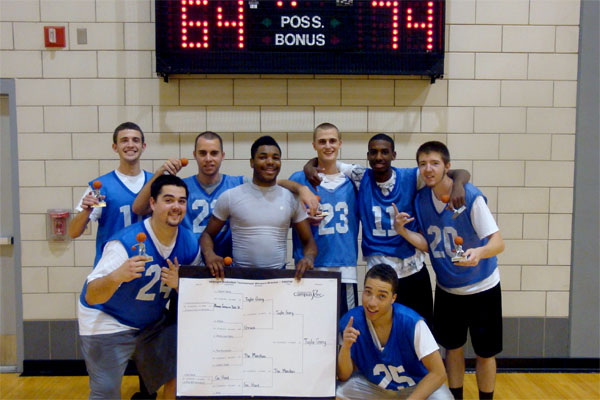 2011-2012 Intramural Champions