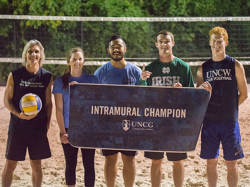 2015-2016 Intramural Champions